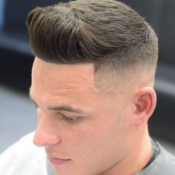 Hairstyles For Guys With Thick Coarse Hair Hairstyle Ideas