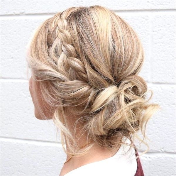 Updo For Prom Long Hair