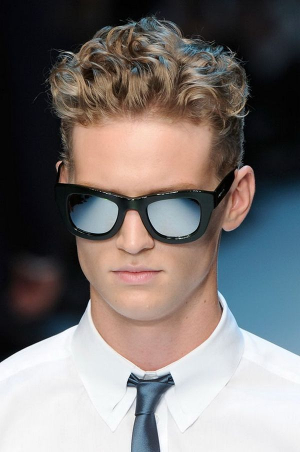 36 Hairstyles For Men With Thick Hair July 2019