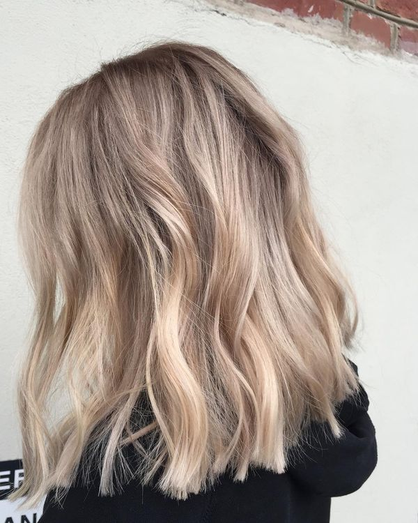 Pictures of blunt long bob hairstyle 3