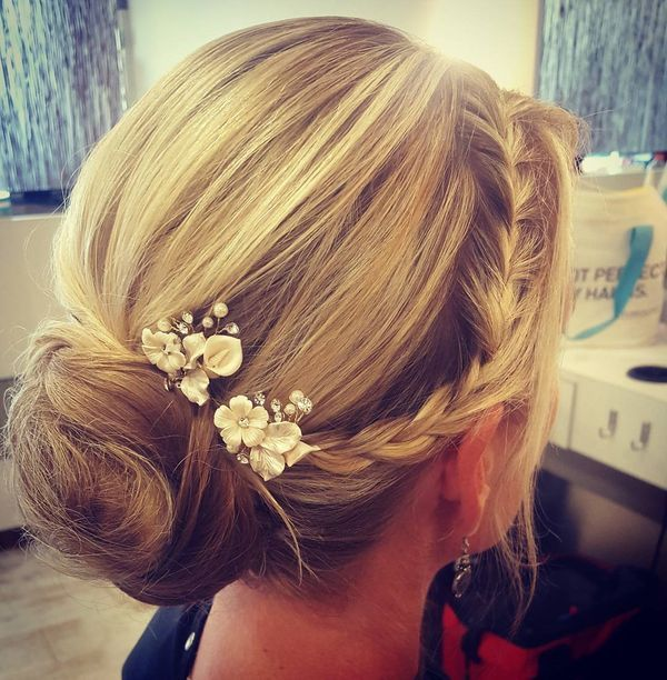 Quick and easy prom hairstyles for girls with long hair 1