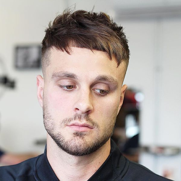 Sexy short hairstyles for men