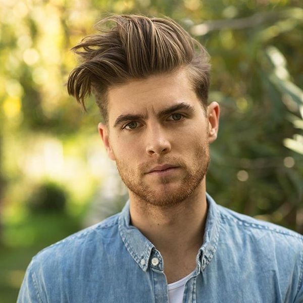 The Best Blowout Haircut Ideas for Men 5
