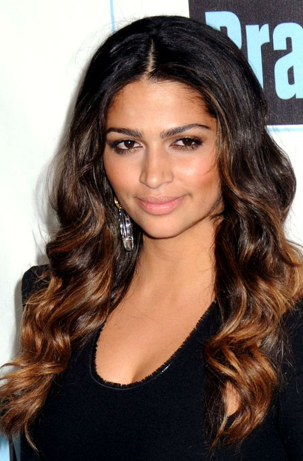 The Best Brown Balayage for Black Hair 3