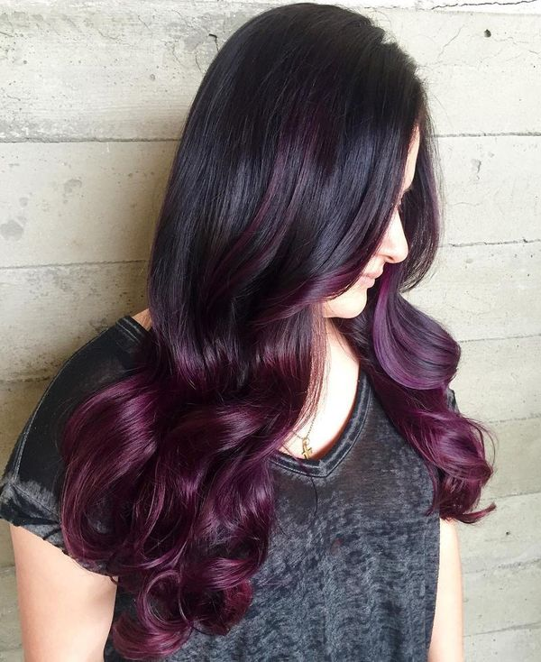 The Best Burgundy Hair Dye for Dark Hair 2
