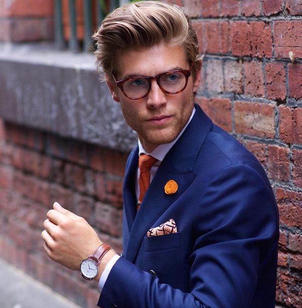 The Best Mens Slicked Back Hairstyles 3