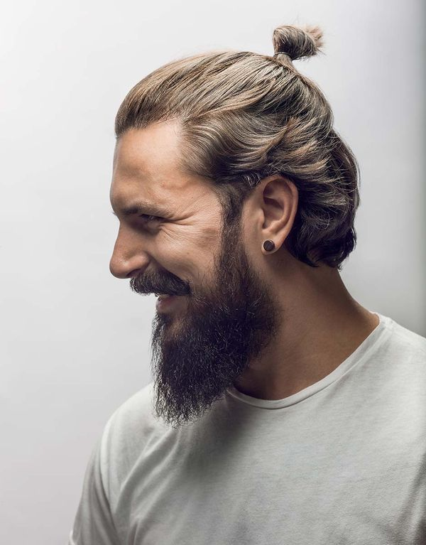 The Best Top Knot Men Styles to Try 2