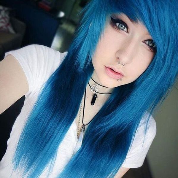 Best Emo Hairstyles For Girls Trending In March 2019
