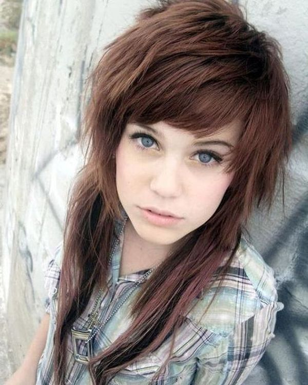 The best emo hair ideas for girls 3