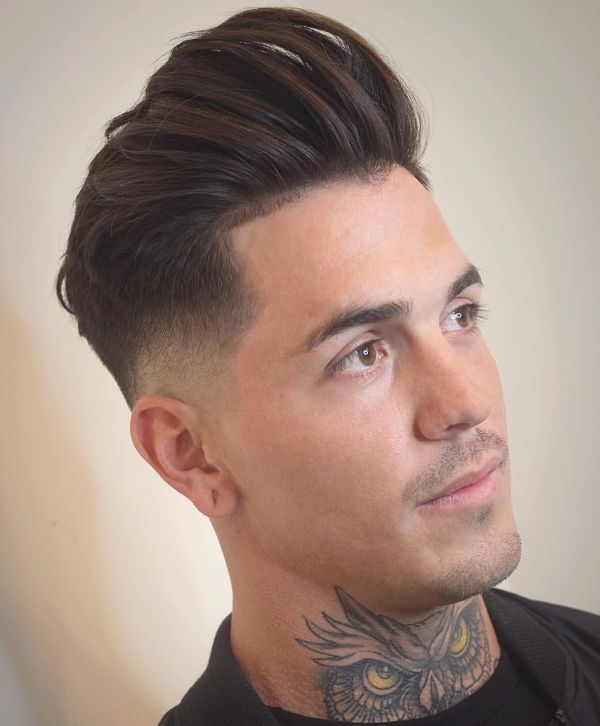 Tips on How to Style a Pompadour 4