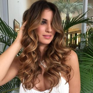 Top Balayage Styles for Long Brown Hair 1