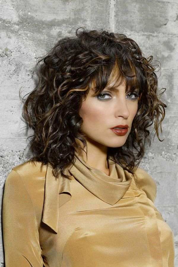 Trendy Medium Length Hairstyles for Thin Hair 5