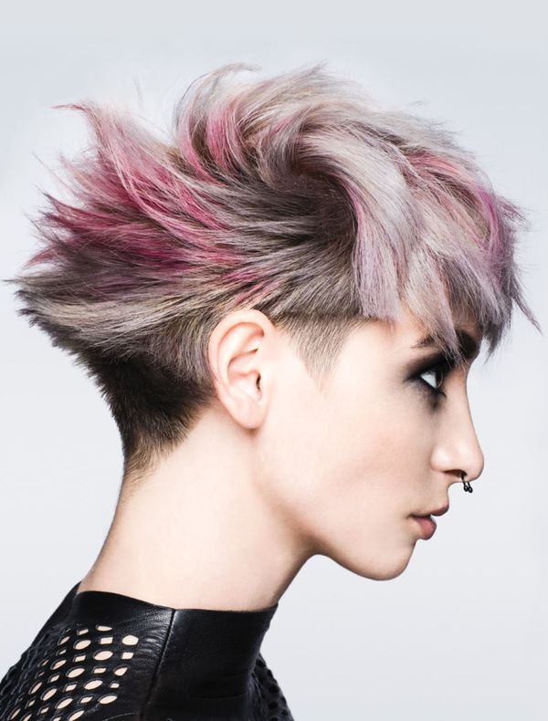 Hair Color Ideas For Short Hair Looks And Ideas Trending In March 2019