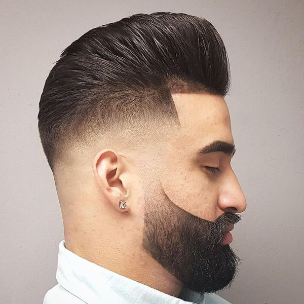 Blowout Haircut for Guys: 35 Mens Blowout Fade Ideas ...