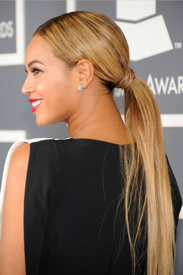 Casual hairstyles for naturally straight hair 5