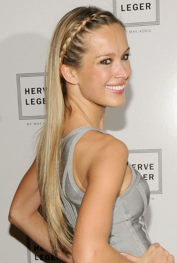 Cool long hairstyles for straight hair 2