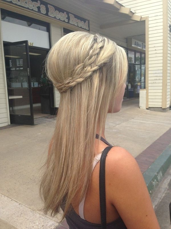 Cool long hairstyles for straight hair 7