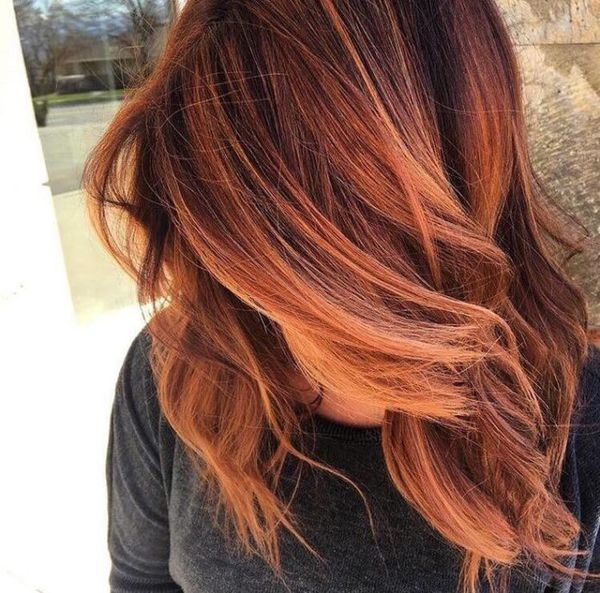 Amazing Haircuts For Light Brown Hair With Red Tips 2