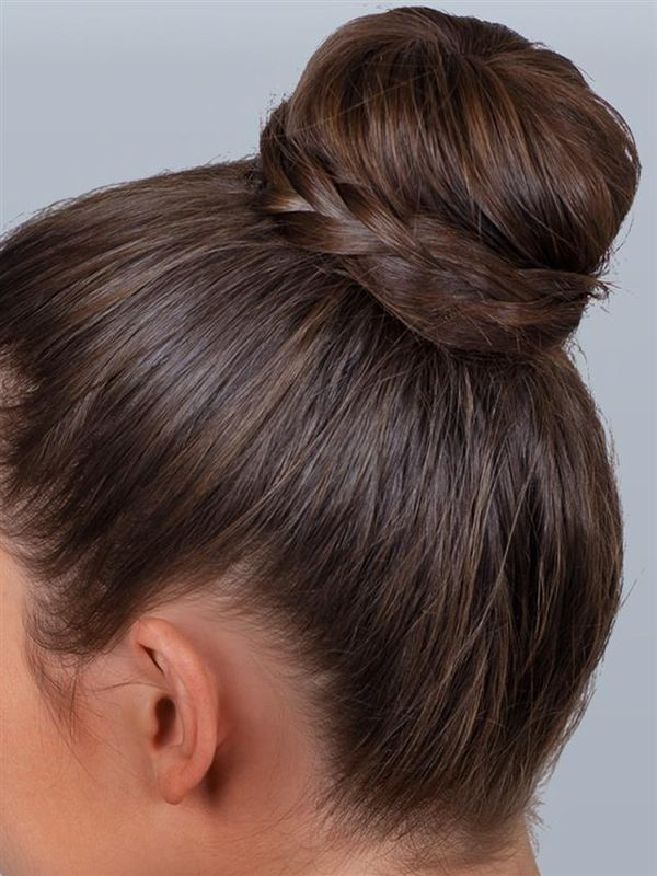 Tips on How to Do a Simple Updo for Long Hair 3