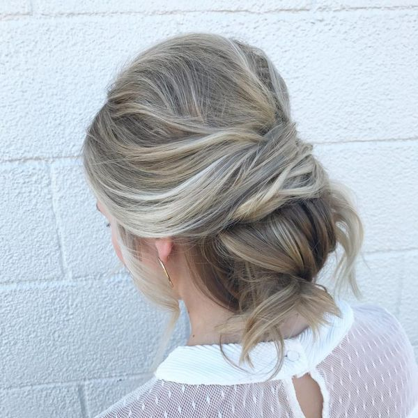 Beautiful Long Hair Updos to Try 3
