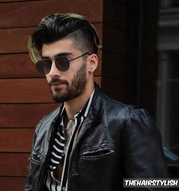 View Larger Image Zayn Malik Hairstyles