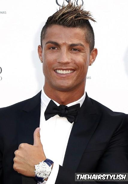 15 Cristiano Ronaldo Haircut Mens Hairstyles Haircuts