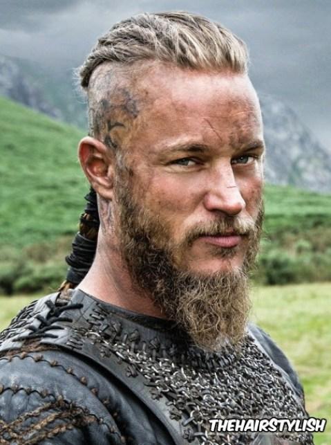 Ragnar Lothbrok Hairstyle