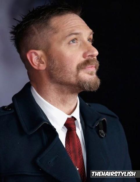Tom Hardy Haircut
