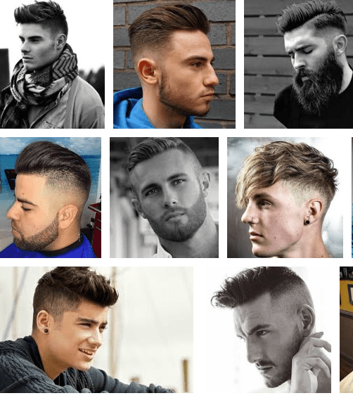 shaved side hairstyles