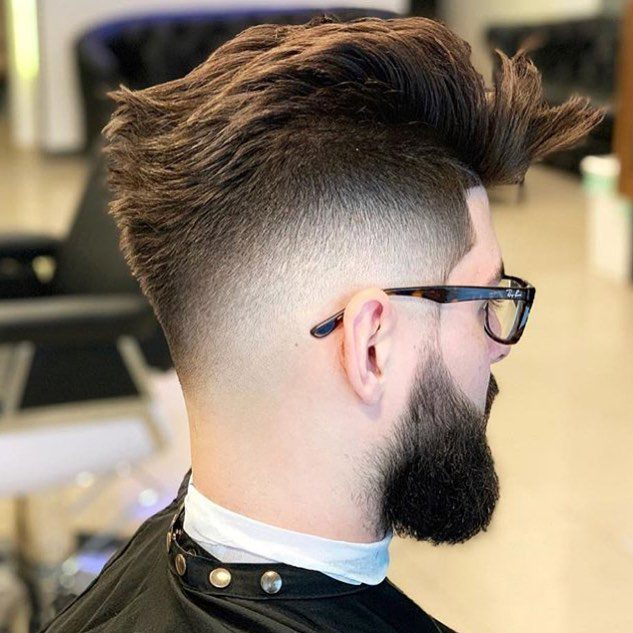 Fade sides