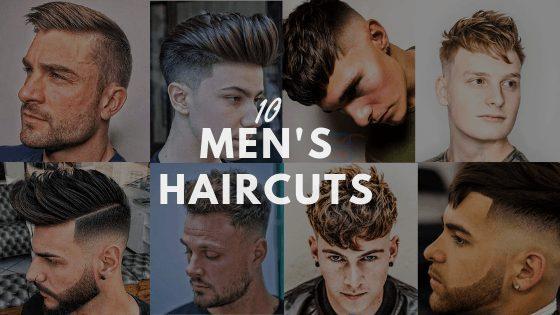 10 Mens Haircuts 2020