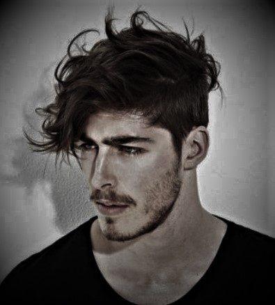 Angular Fringe-mens haircuts #menshair #menshaircut
