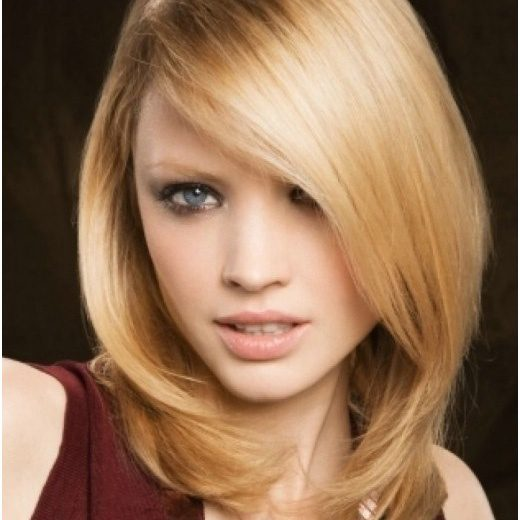 Medium Hairstyles and Haircuts for Shoulder Length Hair in 2020