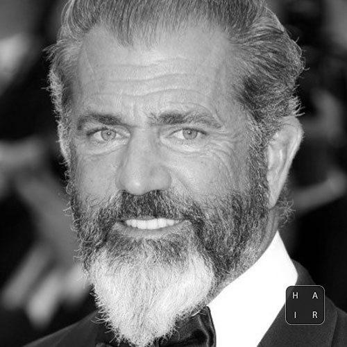 ducktail beard styles