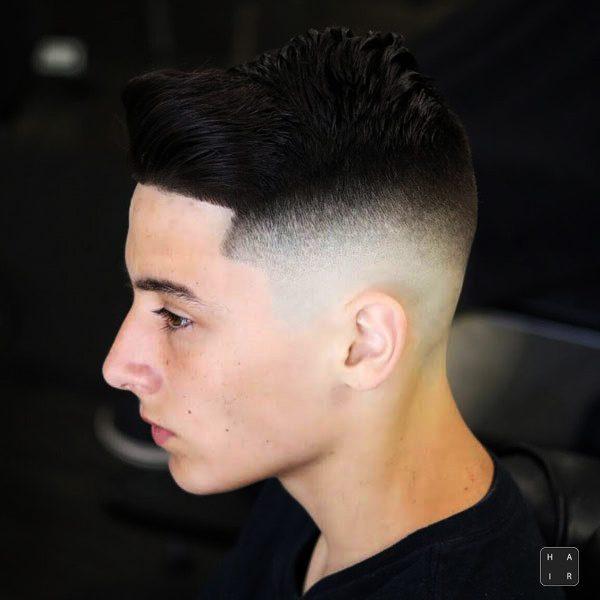 High Taper Fade-mens haircut trends 2020-2020 hair trends men-2020 men's hair trends-men's hair trends 2020