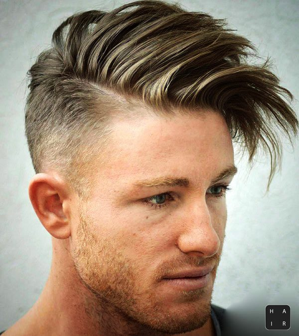 Tapered Sides + Long on Top-mens haircut trends 2020-2020 hair trends men-2020 men's hair trends-men's hair trends 2020
