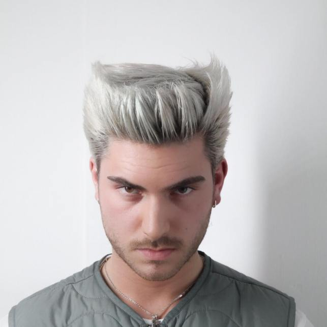 Hairstyles for Men- Wolverine Hairstyle