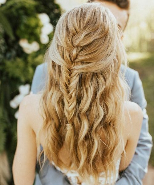Marvelous Long Wedding Hairstyles 2019 That are Simply Gorgeous