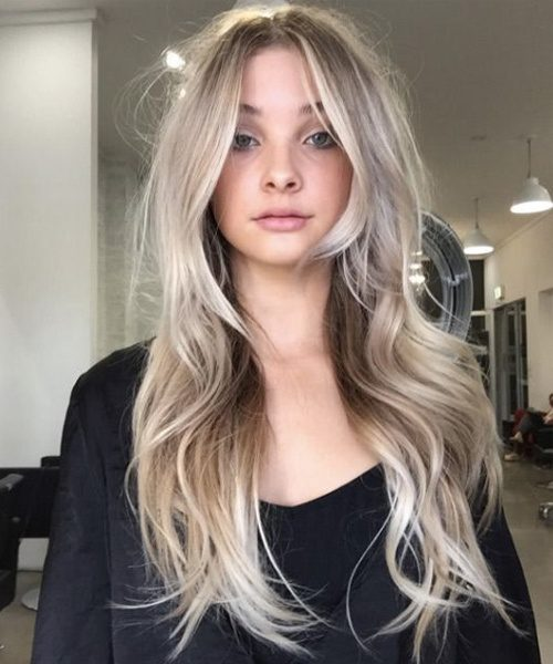 Long Layered Hairstyles