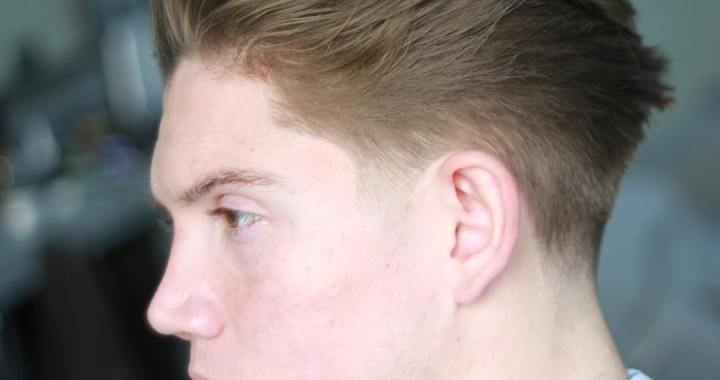 Medium Length Haircut For Men With Natural Flow