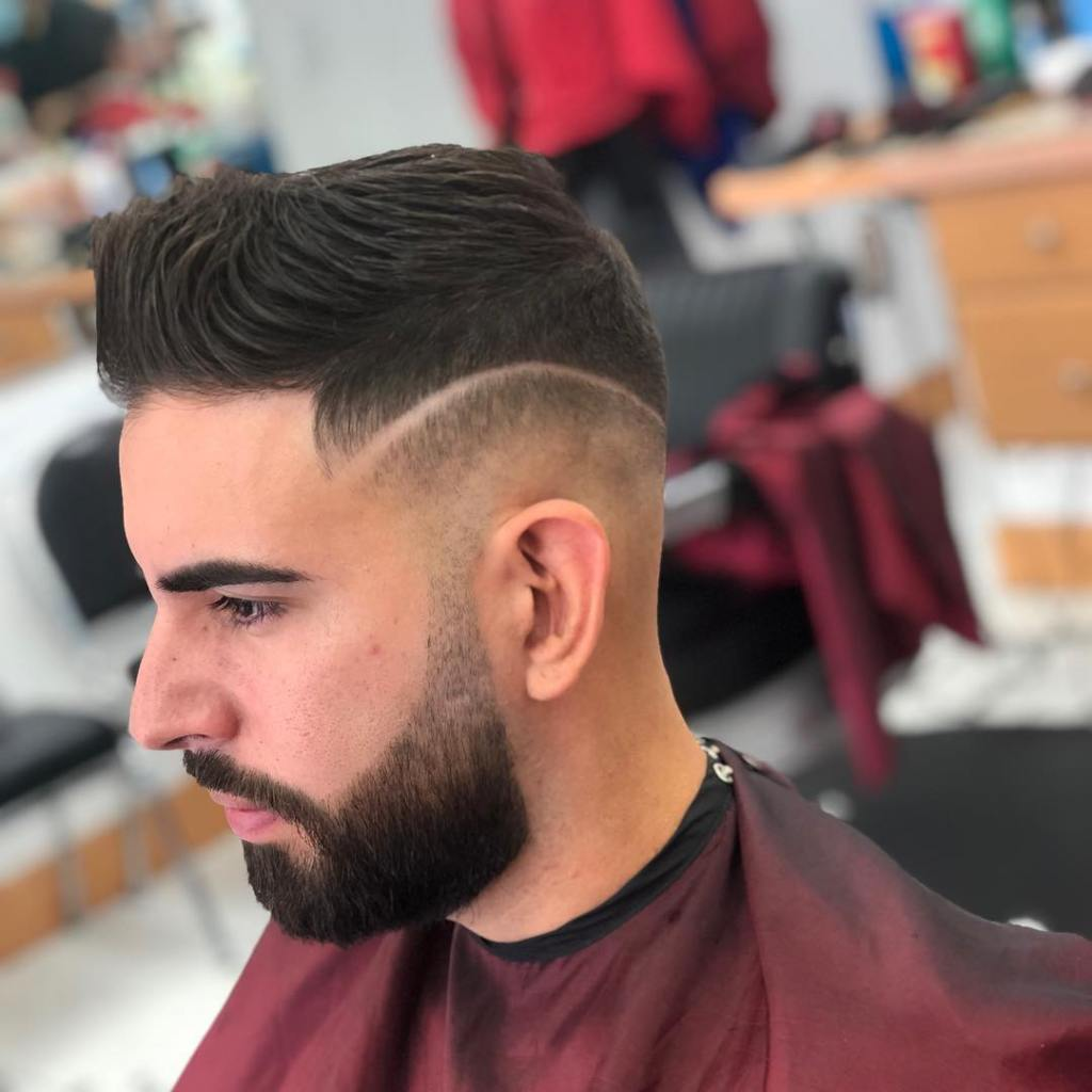 Men's hairstyles 2020-mens haircuts 2020-hairstyles for men 2020-fade cut hairstyles for men-fohawk hairstyles for men 2020