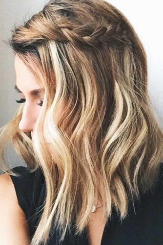 Medium Wavy Hair Styles
