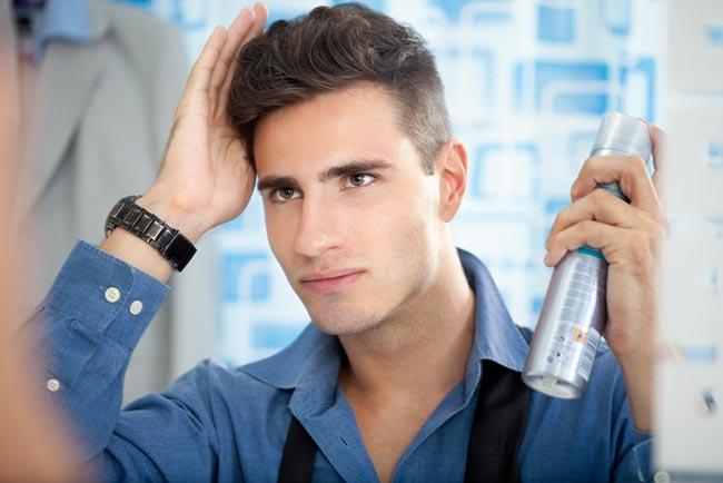 hair loss-Hair products