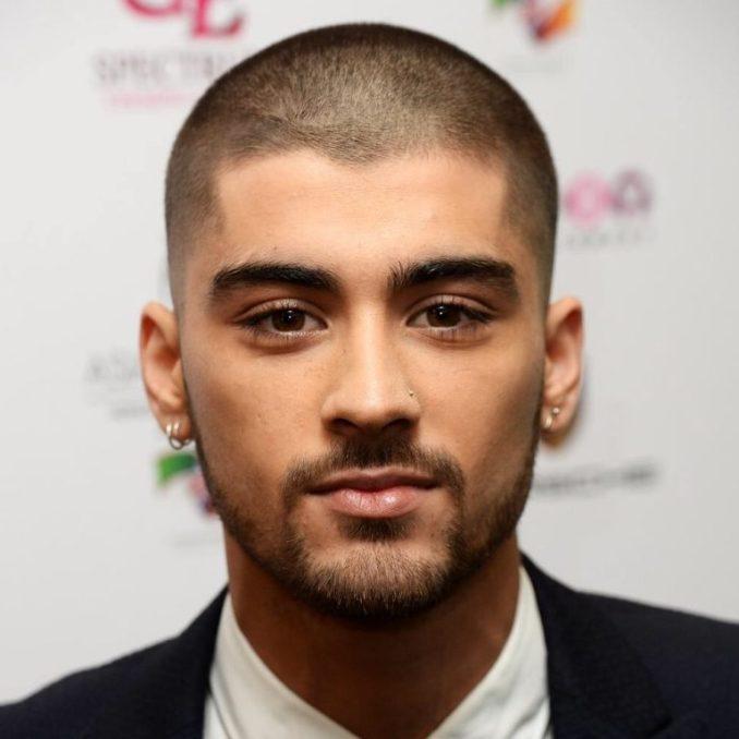 buzz cut with beard-mens haircuts-zayn malik haircut-zayn malik short hair-zayn malik short haircut-zayn malik fade haircut-zayn malik haircut short