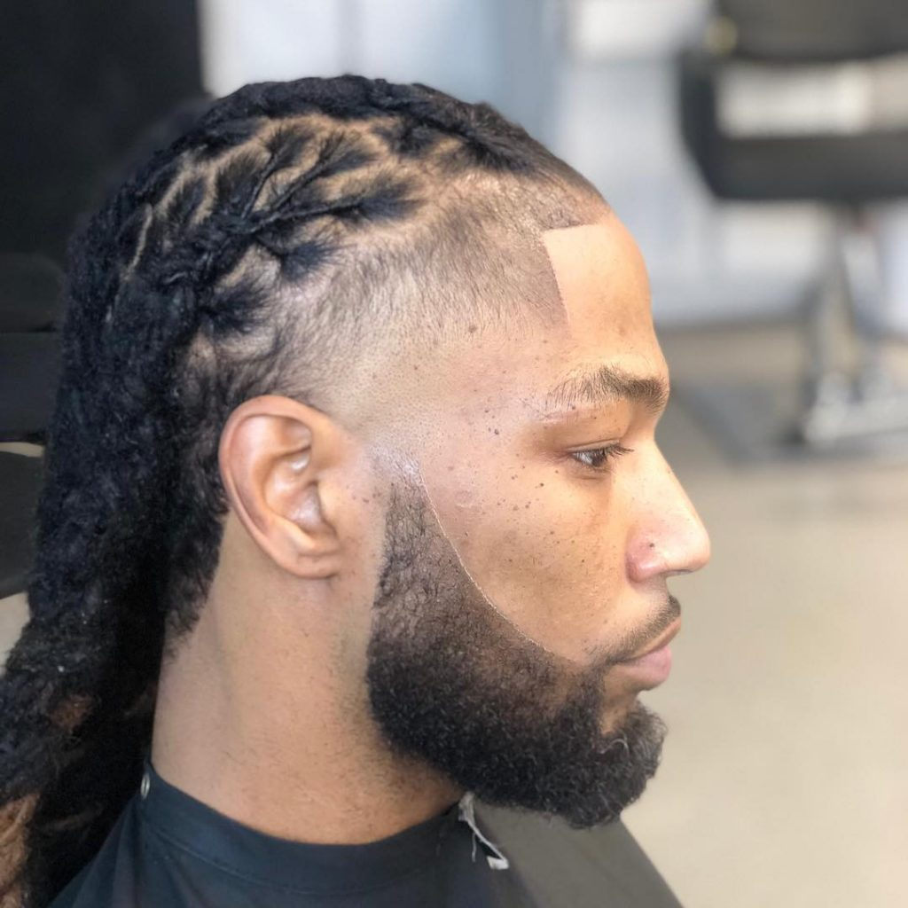 Braid Hairstyles For Men