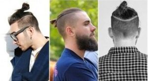 Hairstyle For Men With Long Hair