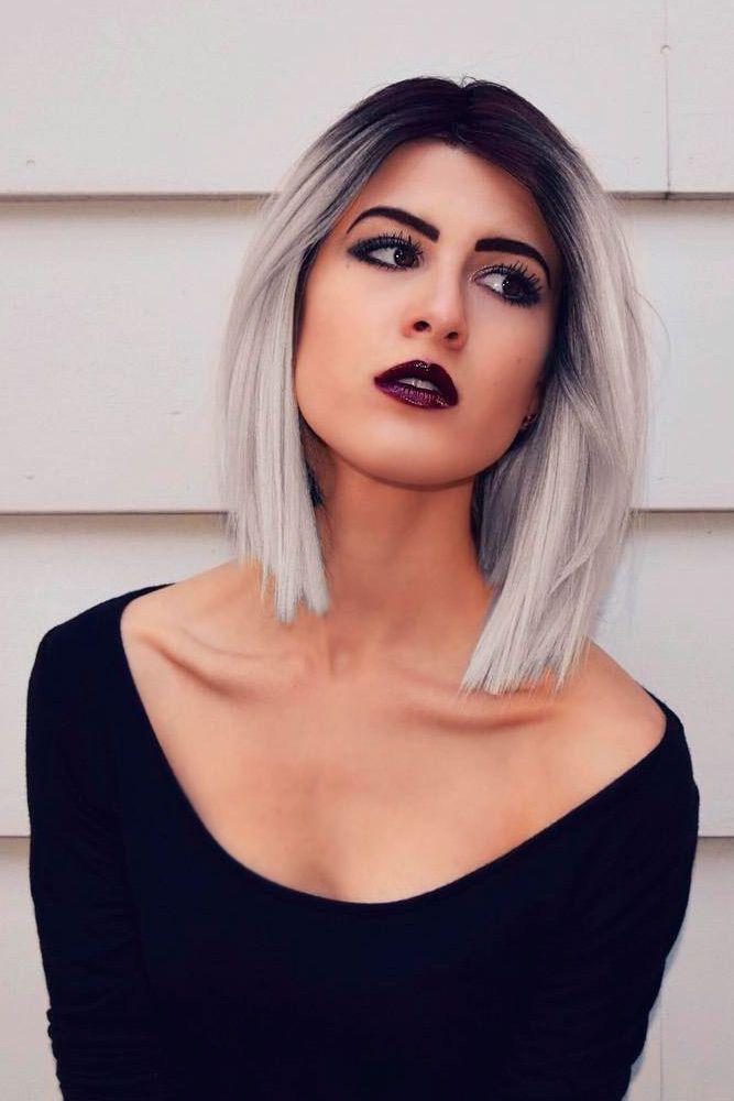 Silver Blonde Hair Trends