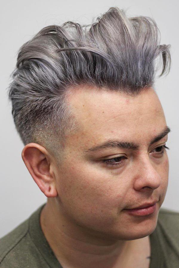 Fade Haircuts For Men-fade haircut-taper fade-taper haircut-low fade haircut-low taper fade-high top fade-skin fade haircut  #menshair #menshaircuts