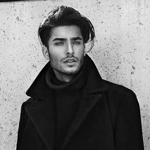 Men's Classic Hairstyles-medium hairstyles for men 2020-medium length hairstyles men