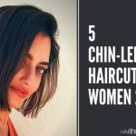 5 CHIN-LENGTH HAIRCUTS FOR WOMEN 2020